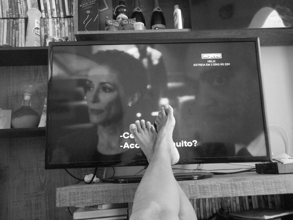 Voor de TV